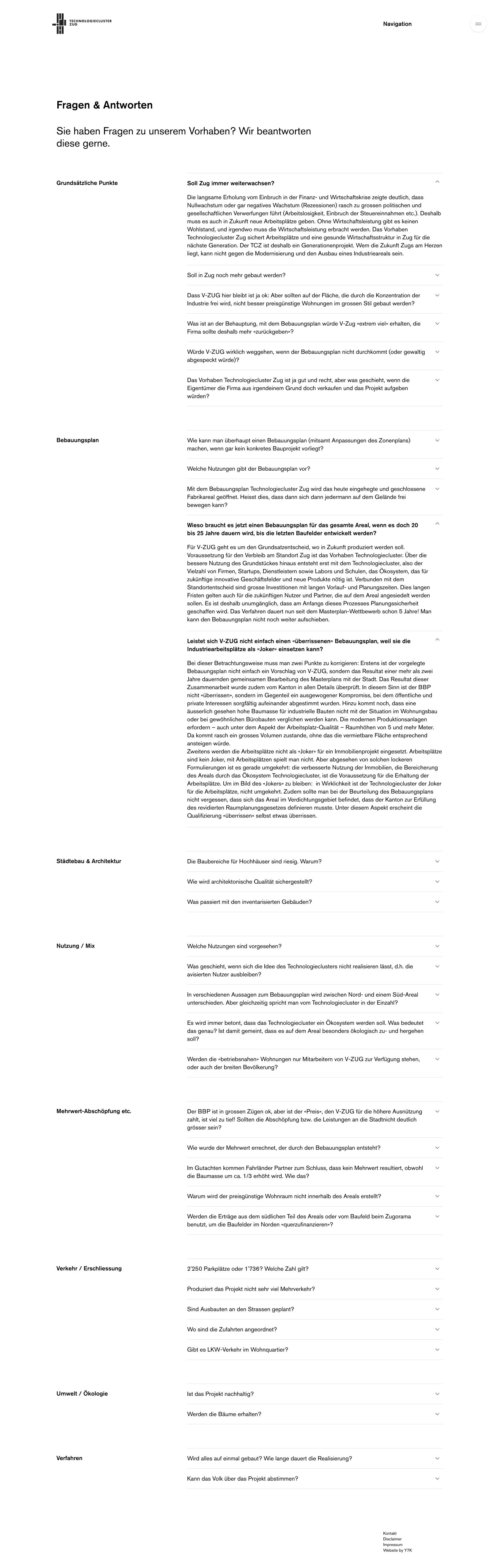 Technologiecluster Zug 11