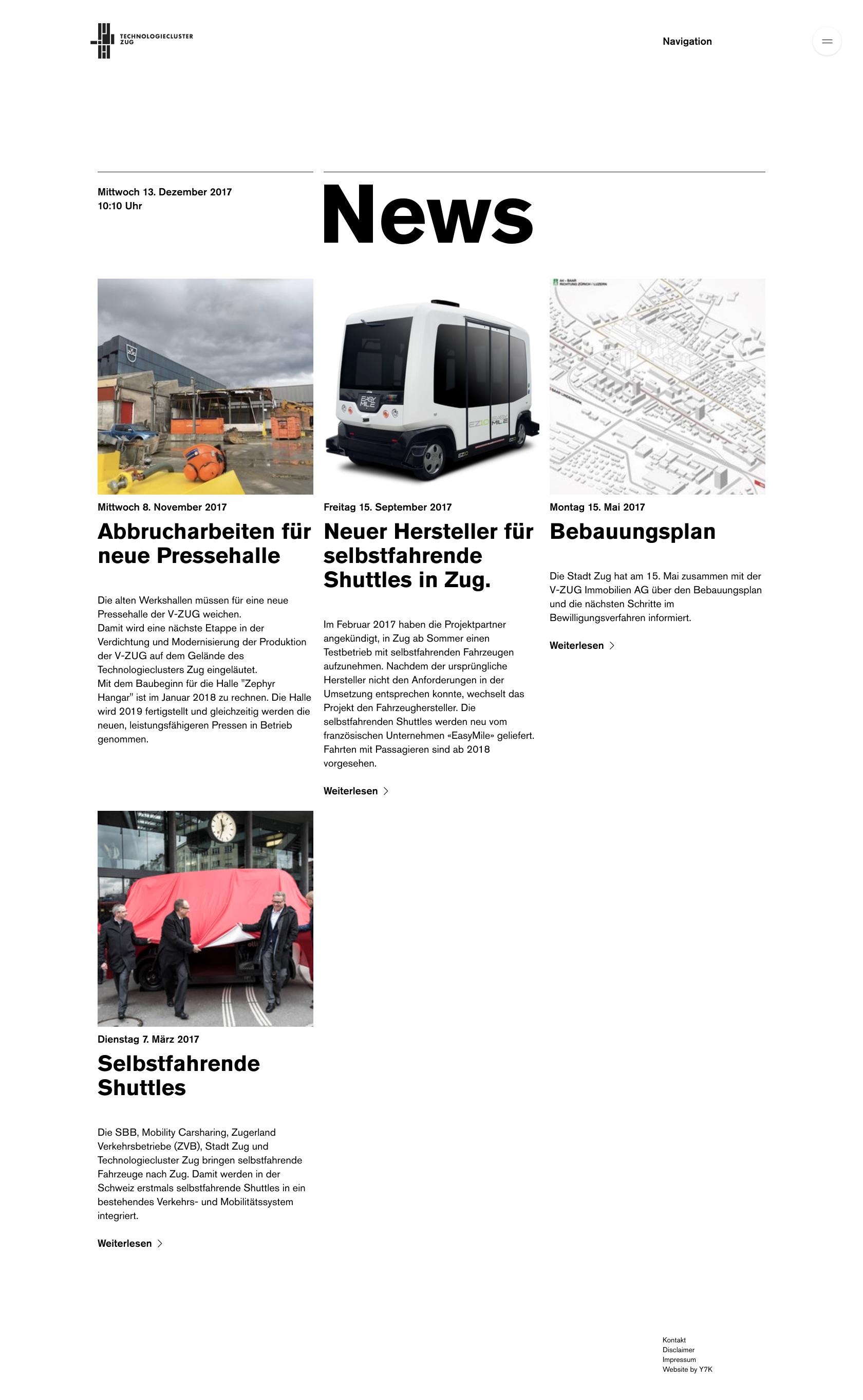 Technologiecluster Zug 12