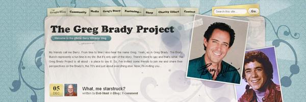 Thegregbradyproject