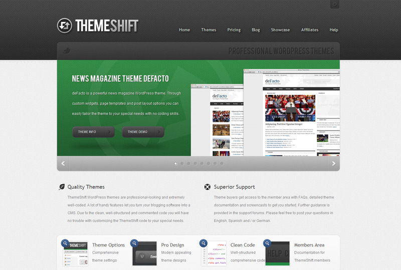 Themeshift