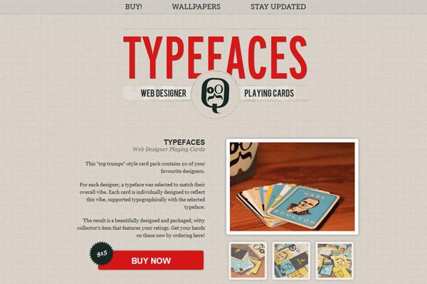 Thetypefaces