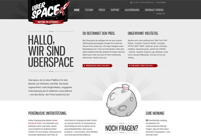 Uberspace