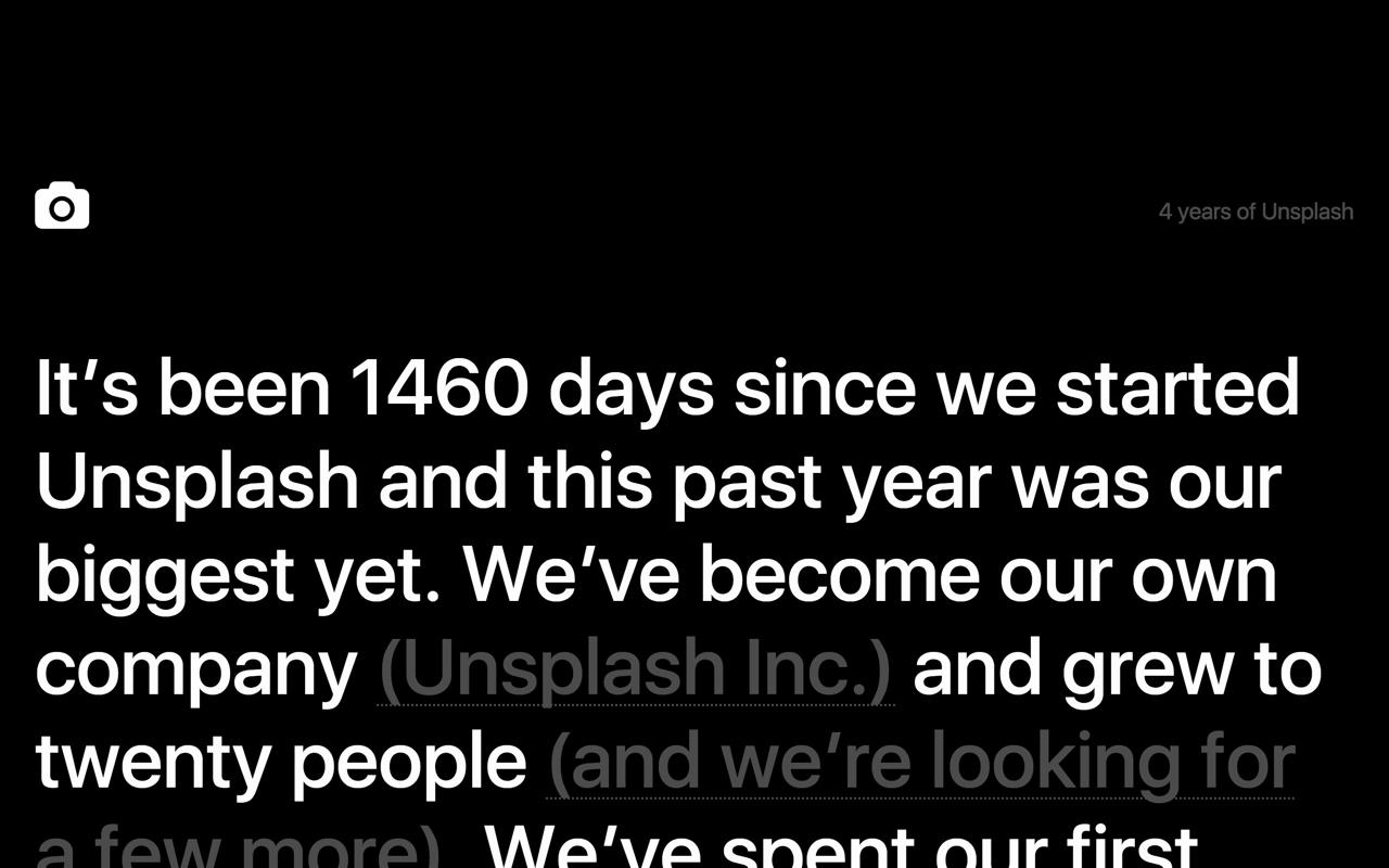 Unsplash 1460 Preview