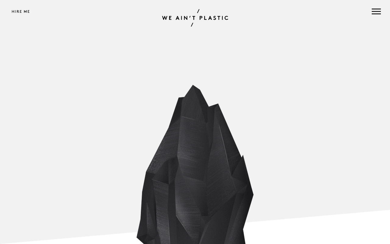 Weaintplastic Preview