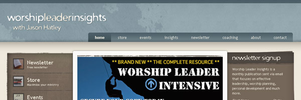 Worshipleaderinsights