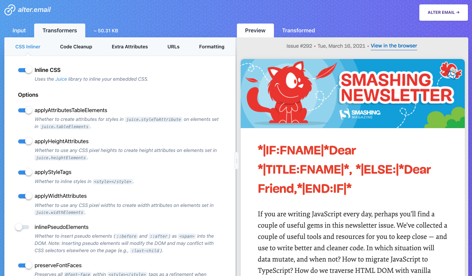 16 html email templates resources