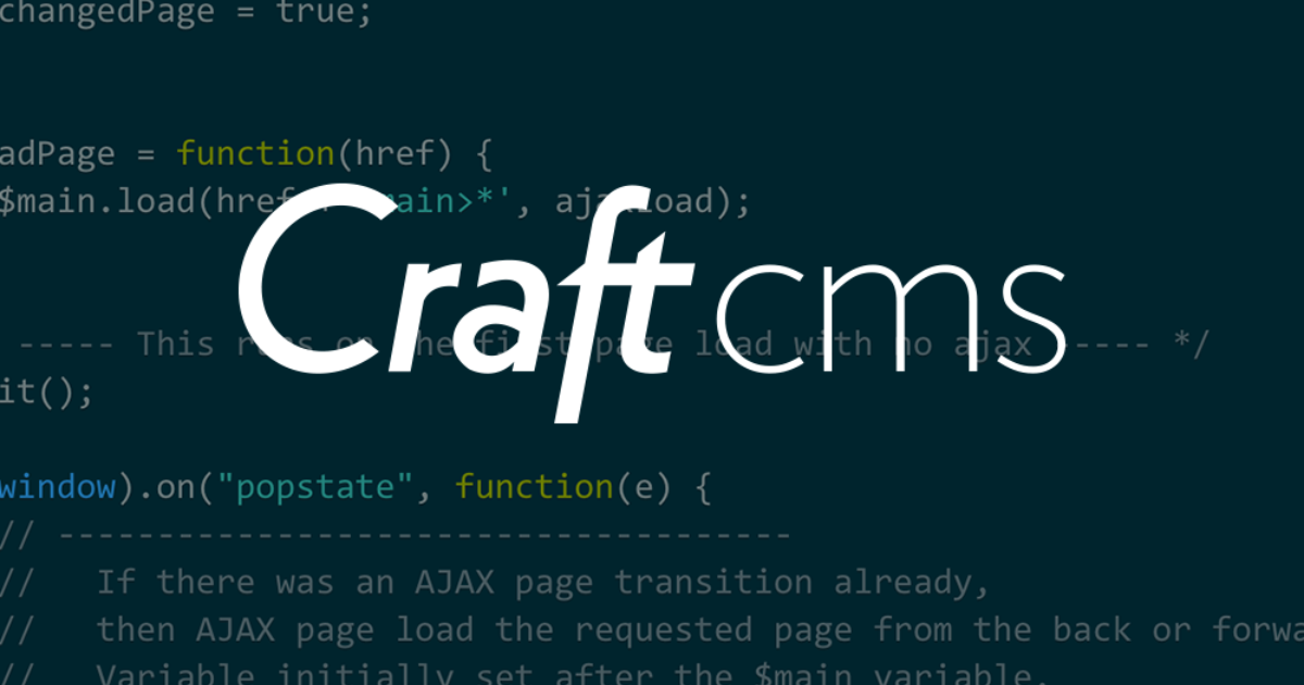 Craft-CMS-AJAX-Page-Transitions-with-history.push State
