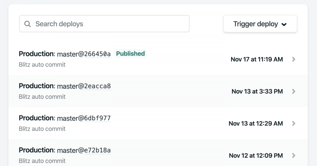 Craft-deploy-to-netlify-with-blitz