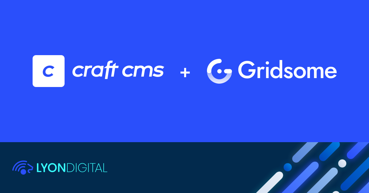 Craftcms-plus-gridsome
