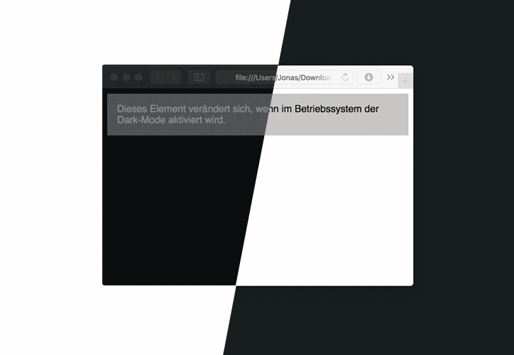 Css-dark-mode-color-scheme