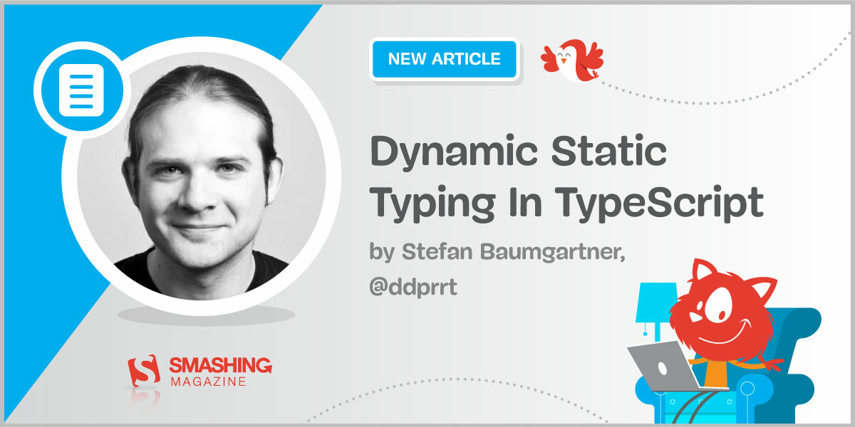 Dynamic static typing typescript