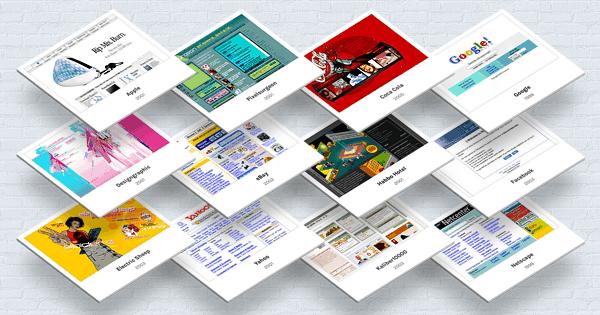 Facebook Webdesignmuseum
