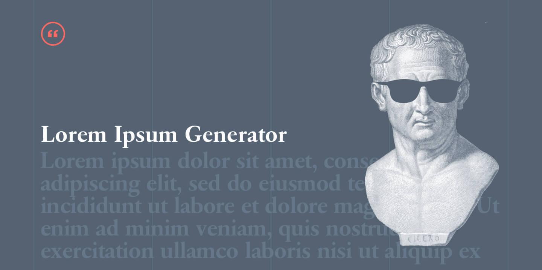 Lorem Ipsum Generator Custom Placeholder Text