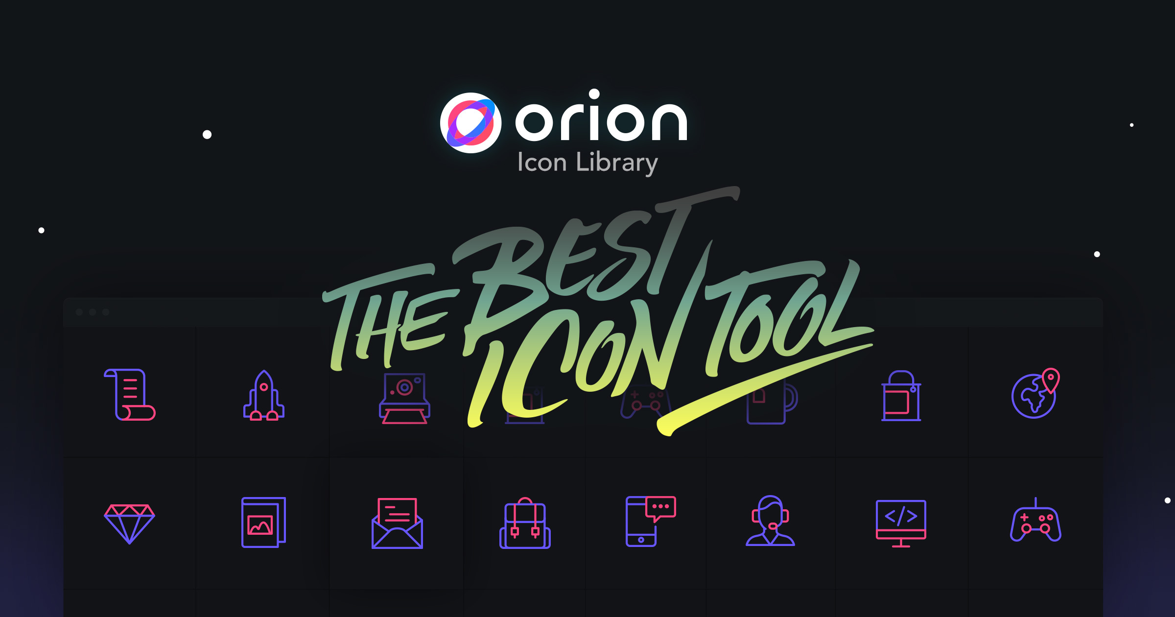 Orion Share