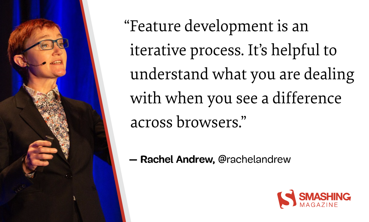 Rachel Andrew Css Browser Support