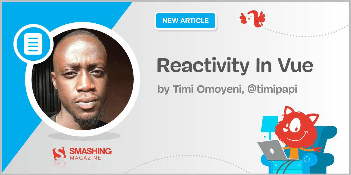 Reactivity in vue