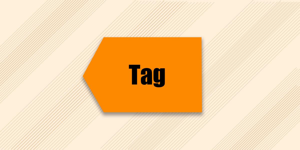 Tag-shape-box-shadow-filter