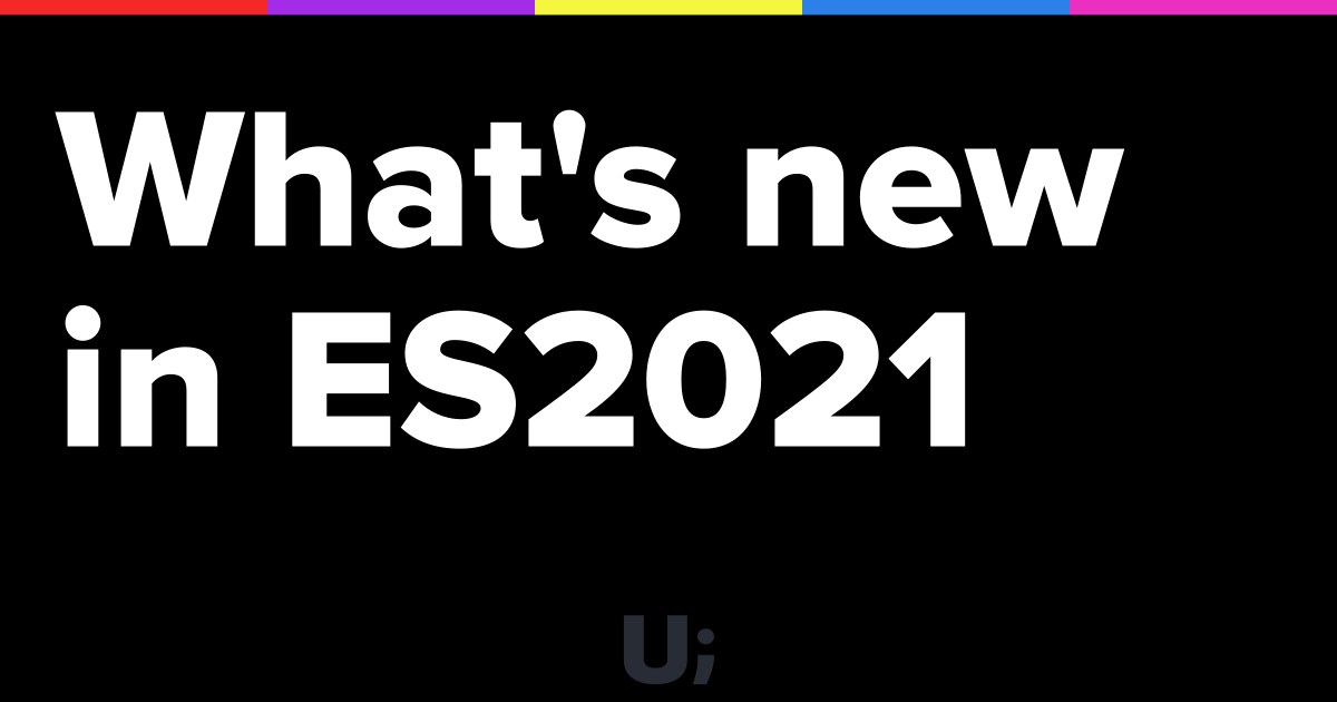 Thumbnail whats new in es2021