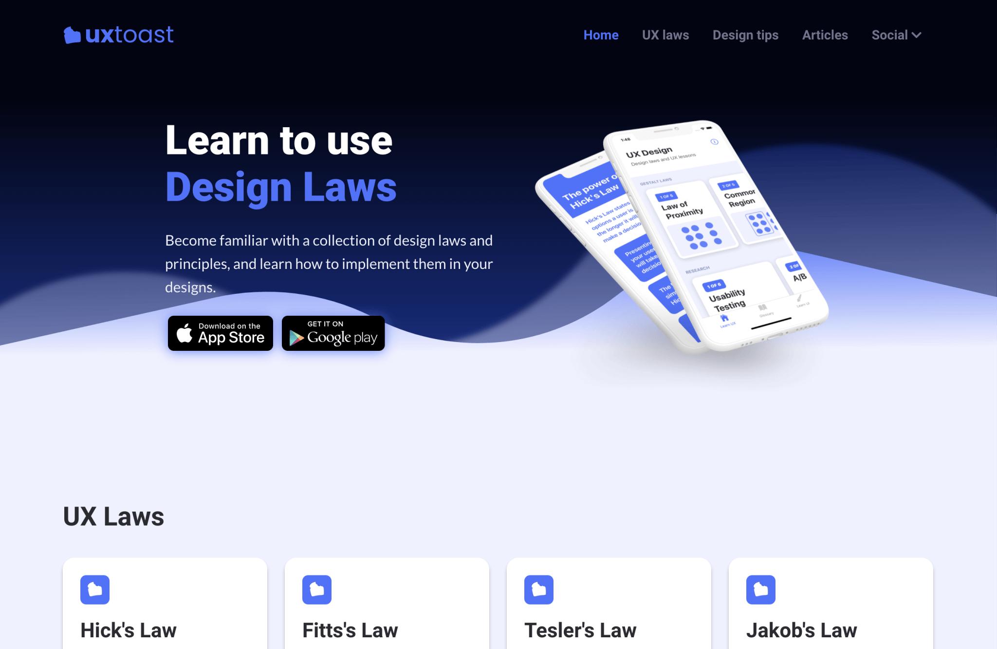 Uxtoast learn the fundamentals of ux ui design thumbnail
