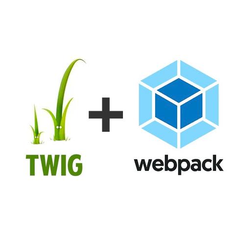 Webpack-twig